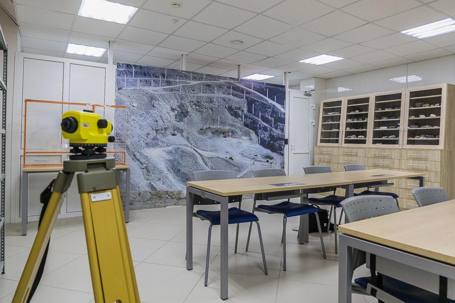 Геологоразведочная лаборатория москва